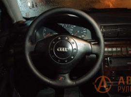 Перетянутый руль Audi A4 1 поколение рестайлинг 1997 - 8
