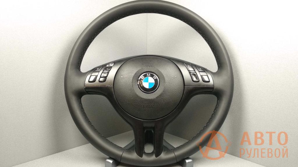 Перетянутый руль BMW 3-Series E46 2002
