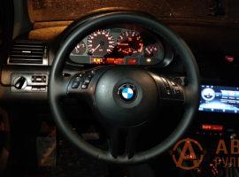 Перетянутый руль BMW 3-Series E46 2002 - 6