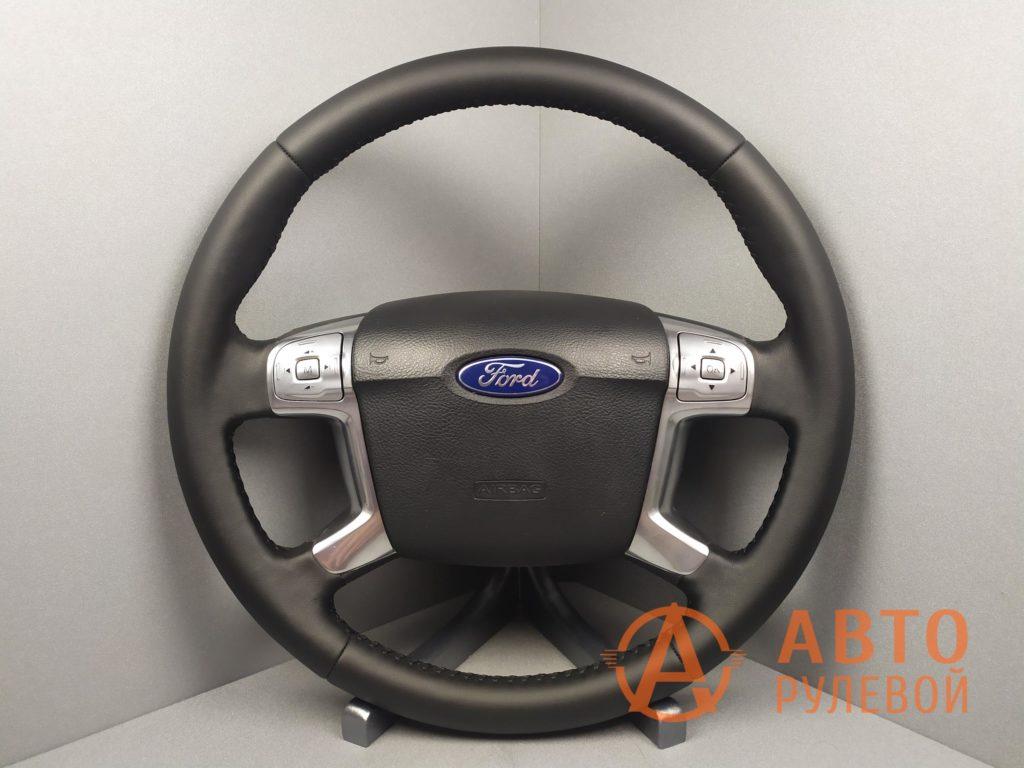 Перетянутый руль Ford Mondeo 4 поколение рестайлинг 2010