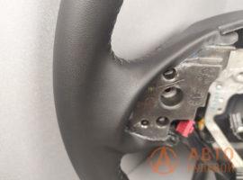 Перетянутый руль Mitsubishi Outlender 2 поколение рестайлинг 2011 - 3
