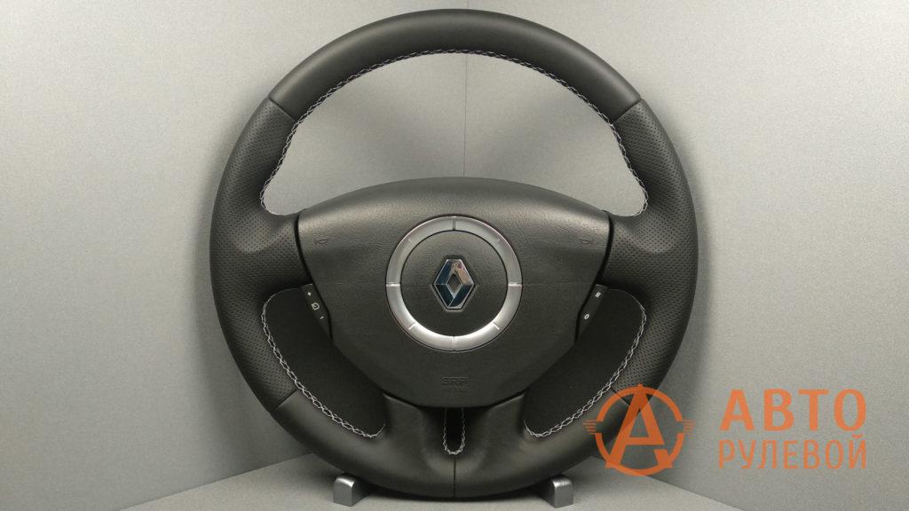 Перетянутый руль Renault Espace 4 поколение (JK) 2008