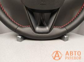 Перетянутый руль SEAT Leon 3 поколение 2013 - 5