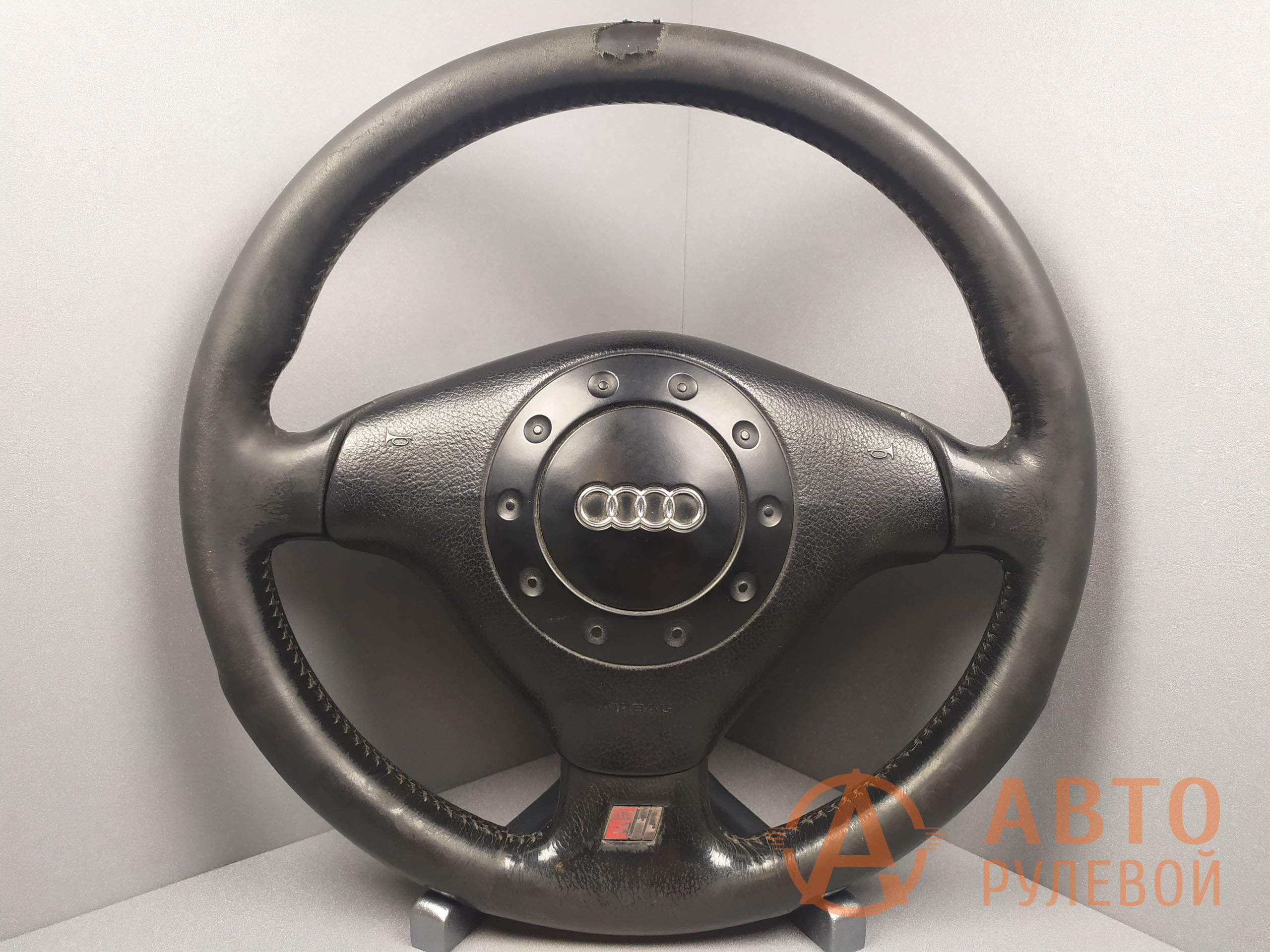 Руль Audi A4 1 поколение рестайлинг 1997 до перетяжки