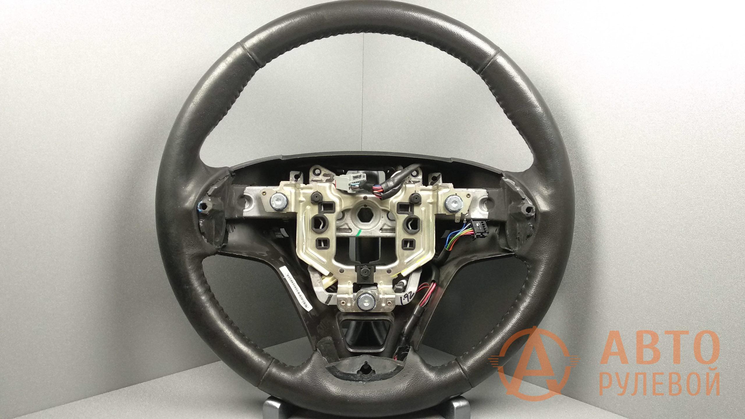 Руль Ford Explorer 5 поколение 2013 до перетяжки