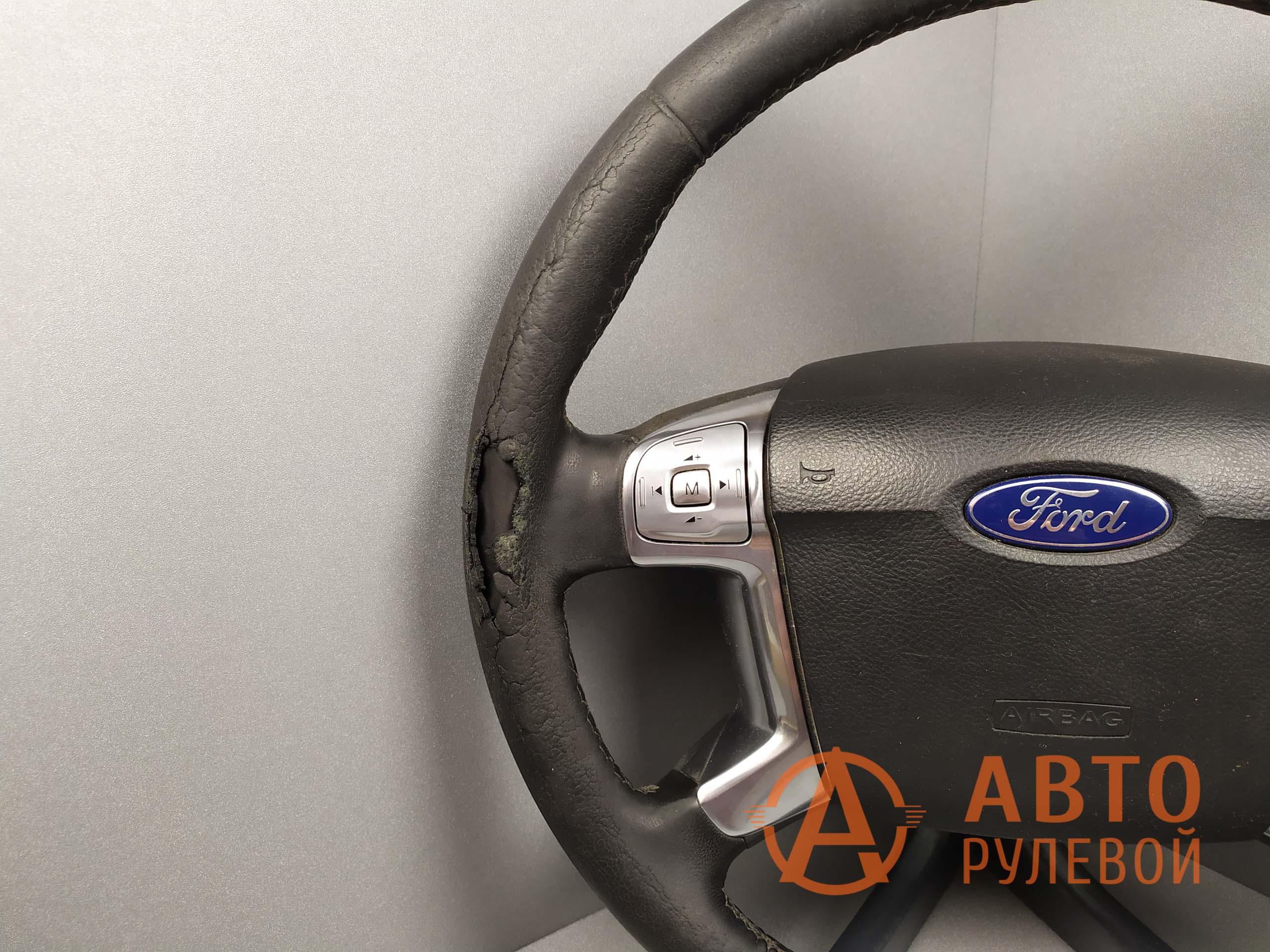 Руль Ford Mondeo 4 поколение рестайлинг 2010 до перетяжки - 5