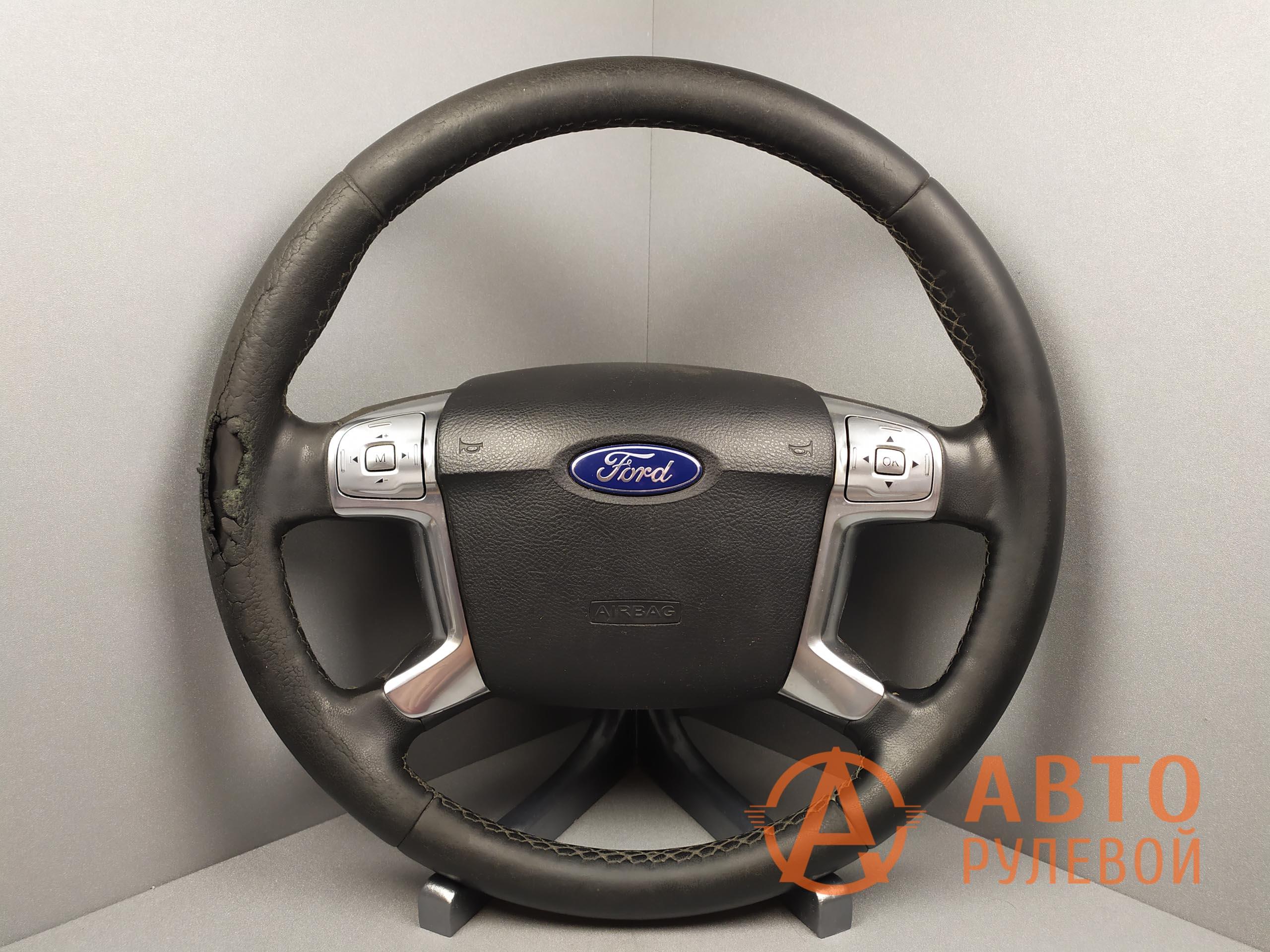 Руль Ford Mondeo 4 поколение рестайлинг 2010 до перетяжки