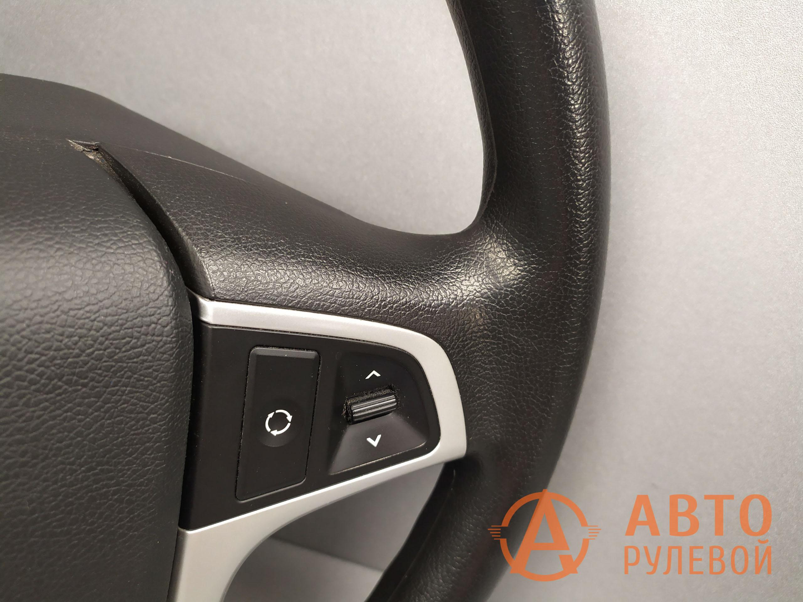 Руль Hyundai Solaris 1 поколение 2012 год до перетяжки - 5