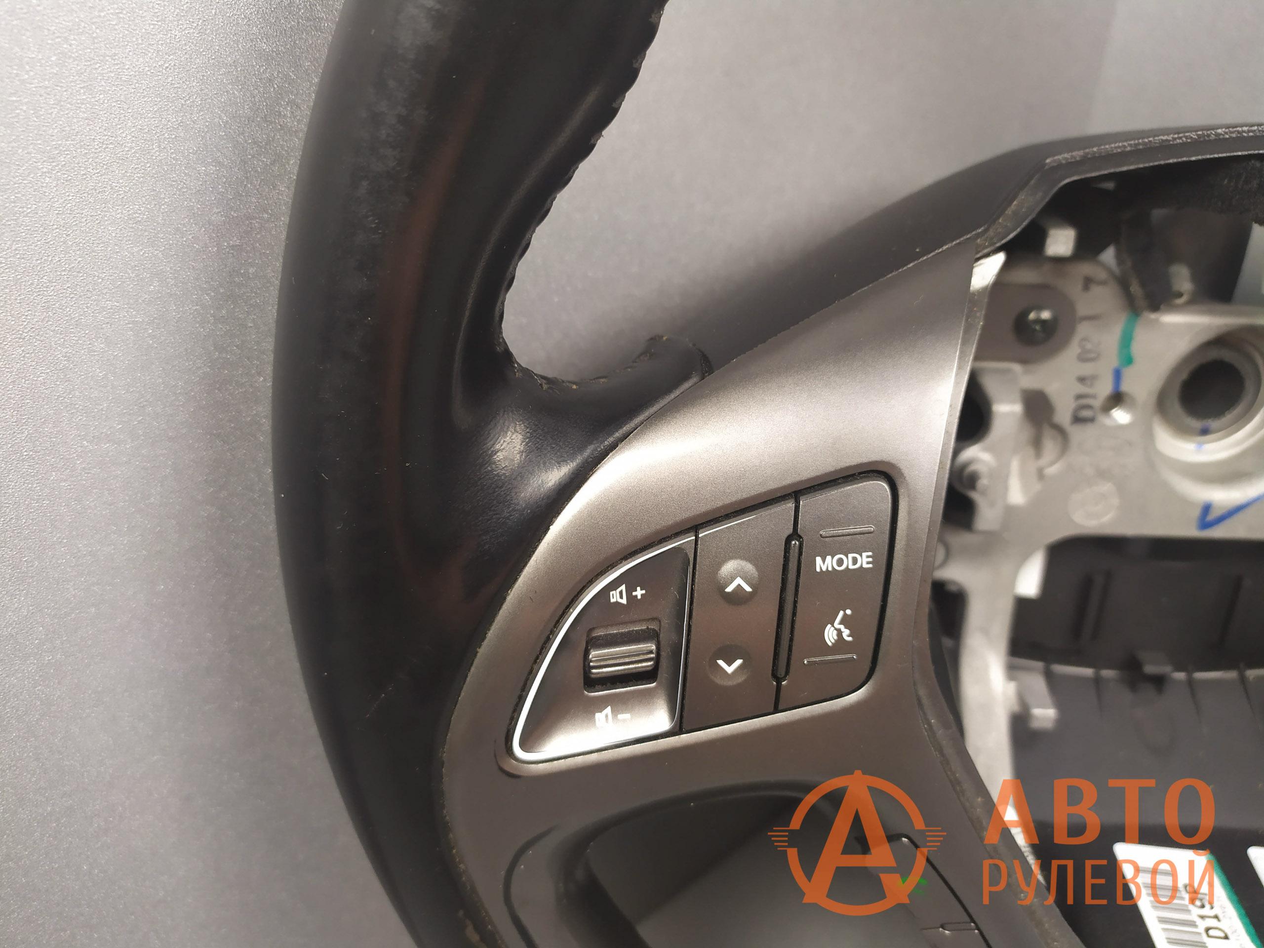 Руль Hyundai ix35 1 поколение рестайлинг 2014 до перетяжки - 3