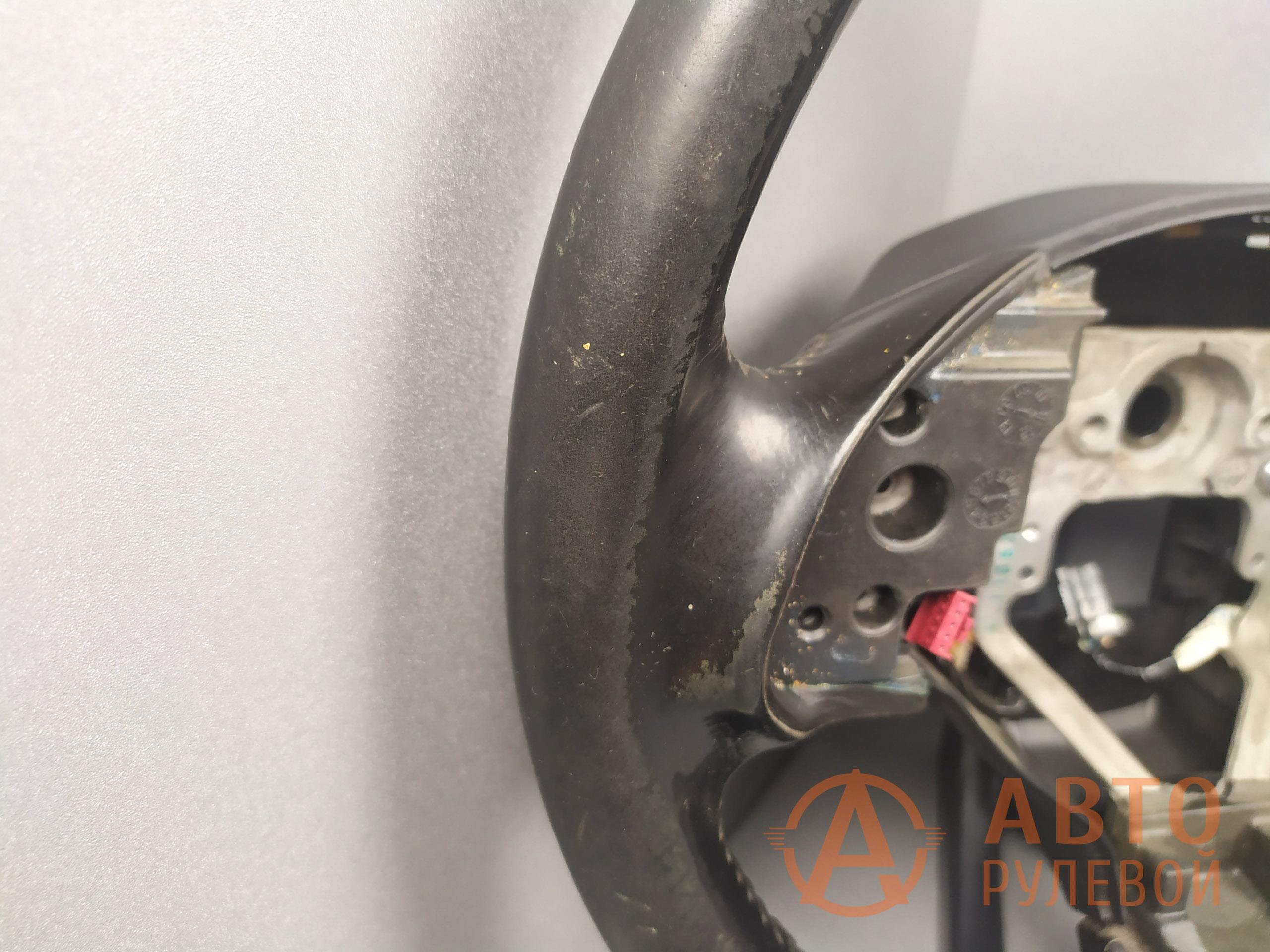 Руль Mitsubishi Outlender 2 поколение рестайлинг 2011 до перетяжки - 3