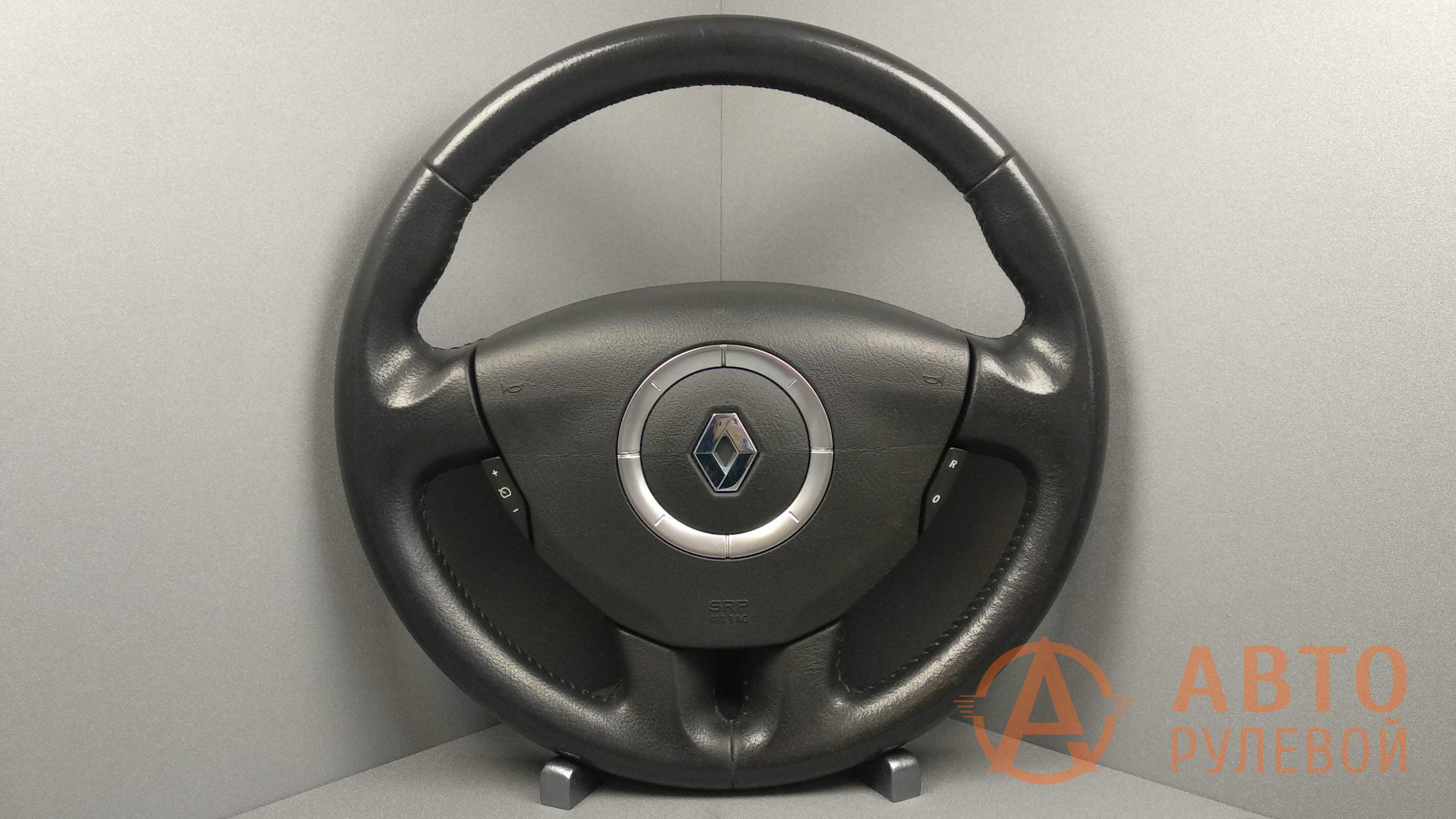 Руль Renault Espace 4 поколение (JK) 2008 до перетяжки