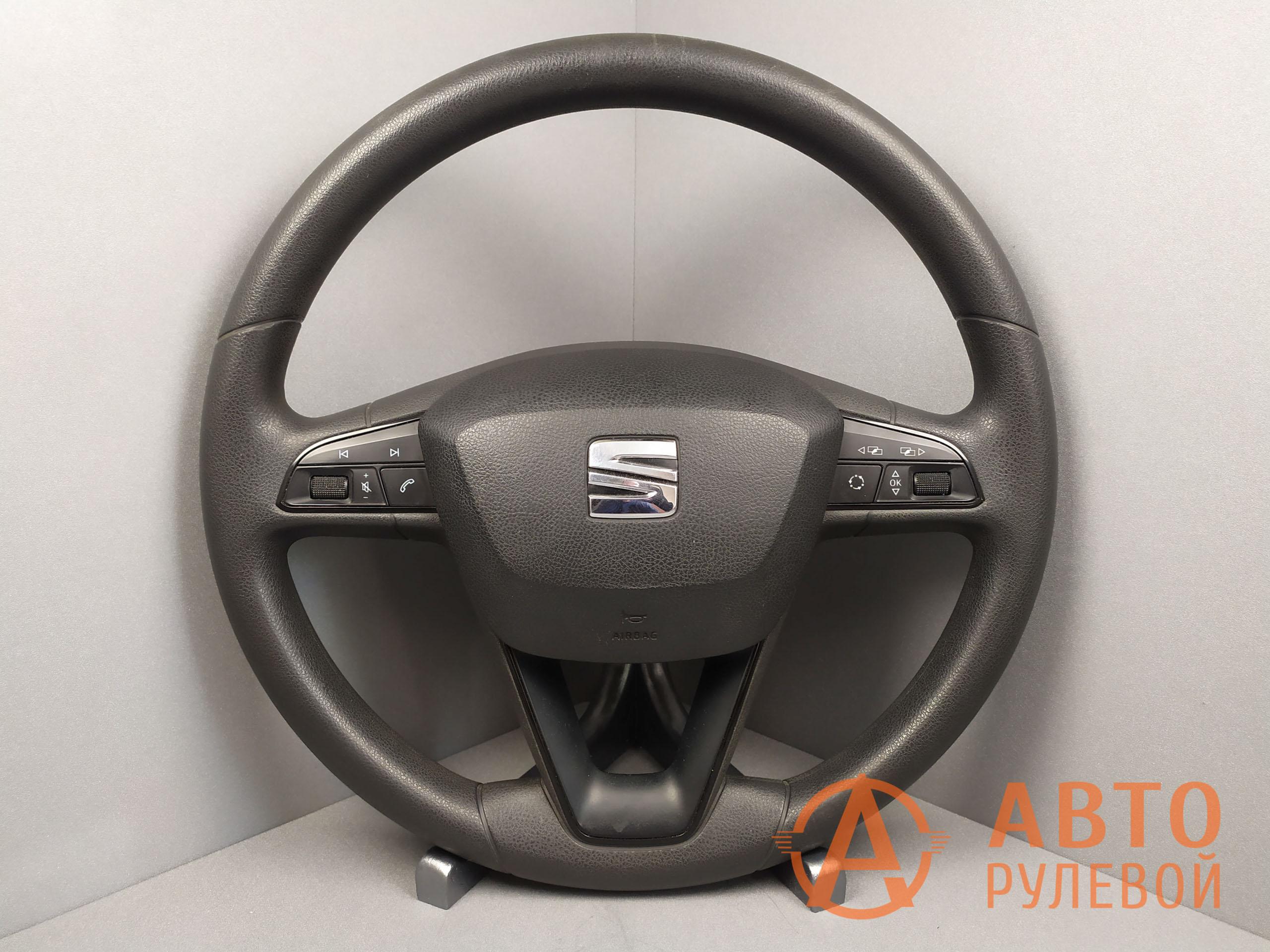 Руль SEAT Leon 3 поколение 2013 до перетяжки