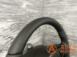 Перетянутый руль в кожу Kia Optima 3 поколение (TF) — рестайлинг 2014 - 3