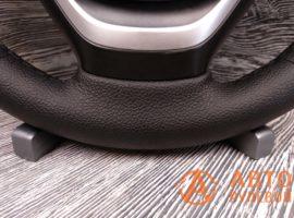 Перетянутый руль в экокожу BMW 1-Series 2 поколение (F20) 2011 - 5