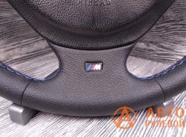 Перетянутый руль в экокожу BMW M5 3 поколение (E39) 1998 - 3