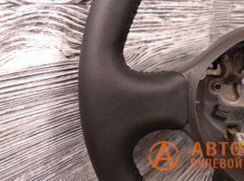 Перетянутый руль в экокожу Fiat Doblo 1 поколение (223) - рестайлинг 2007 - 1