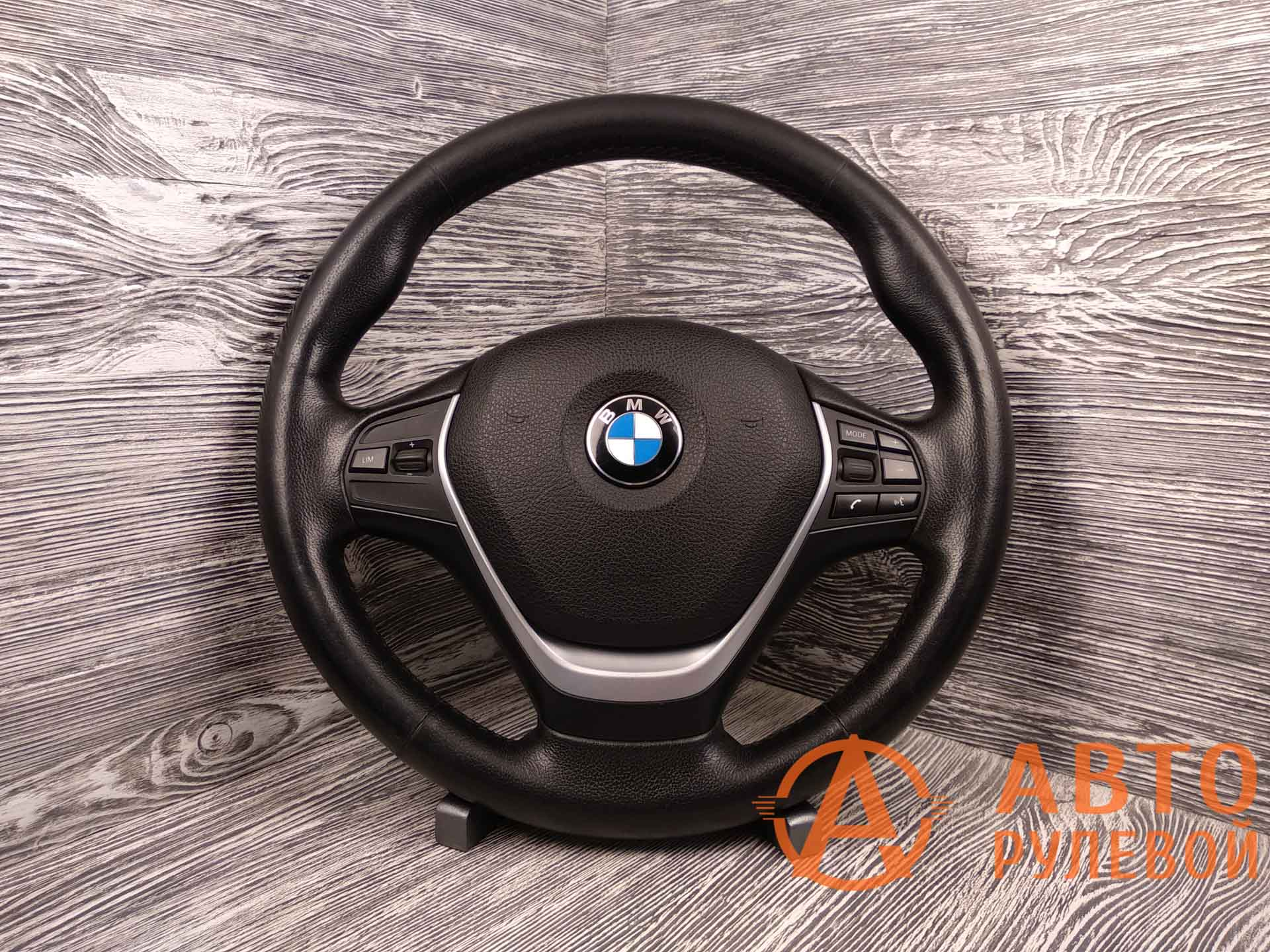 Руль BMW 1-Series 2 поколение (F20) 2011 до перетяжки