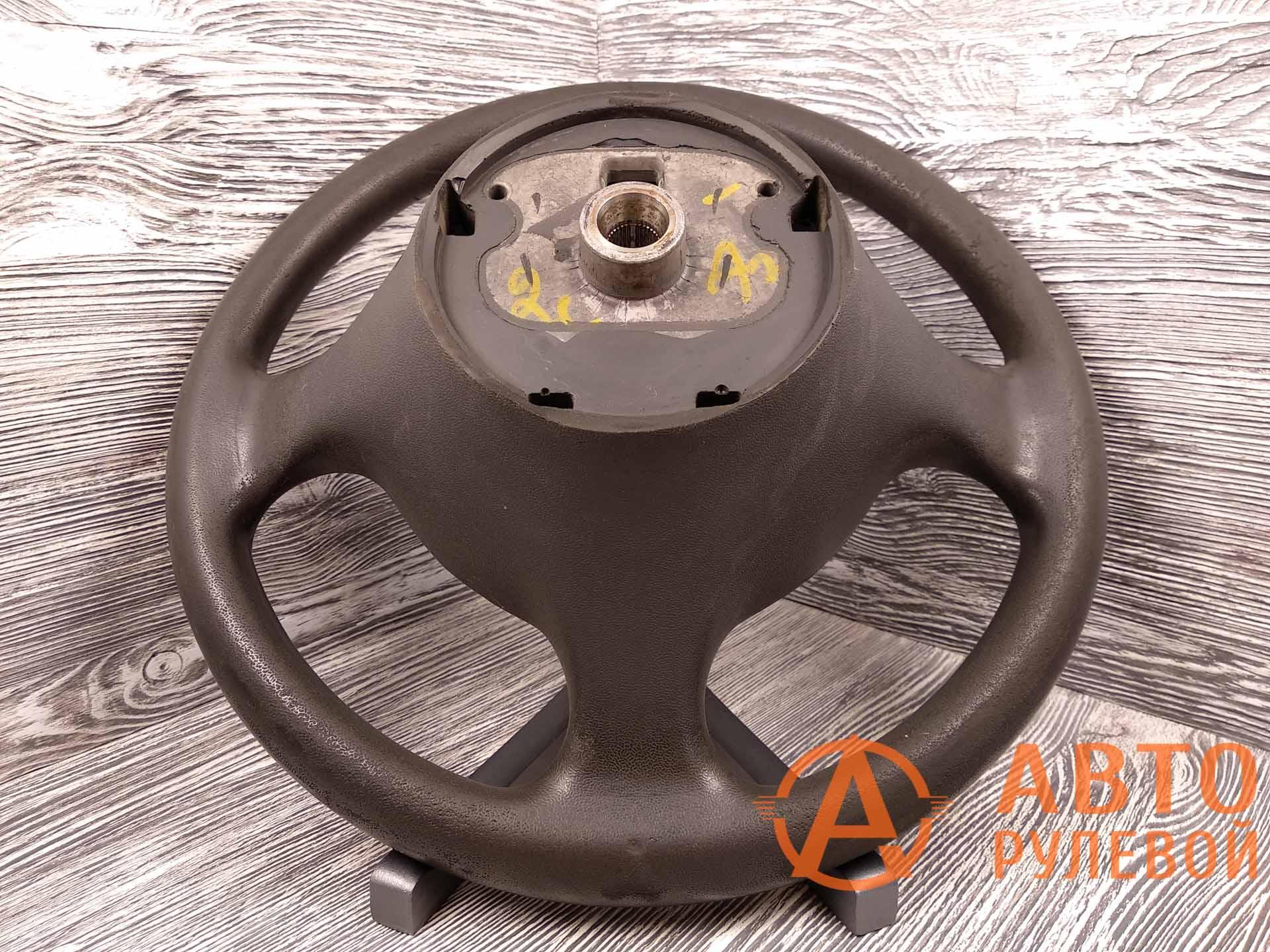 Руль Fiat Doblo 1 поколение (223) - рестайлинг 2007 до перетяжки вид сзади - 1