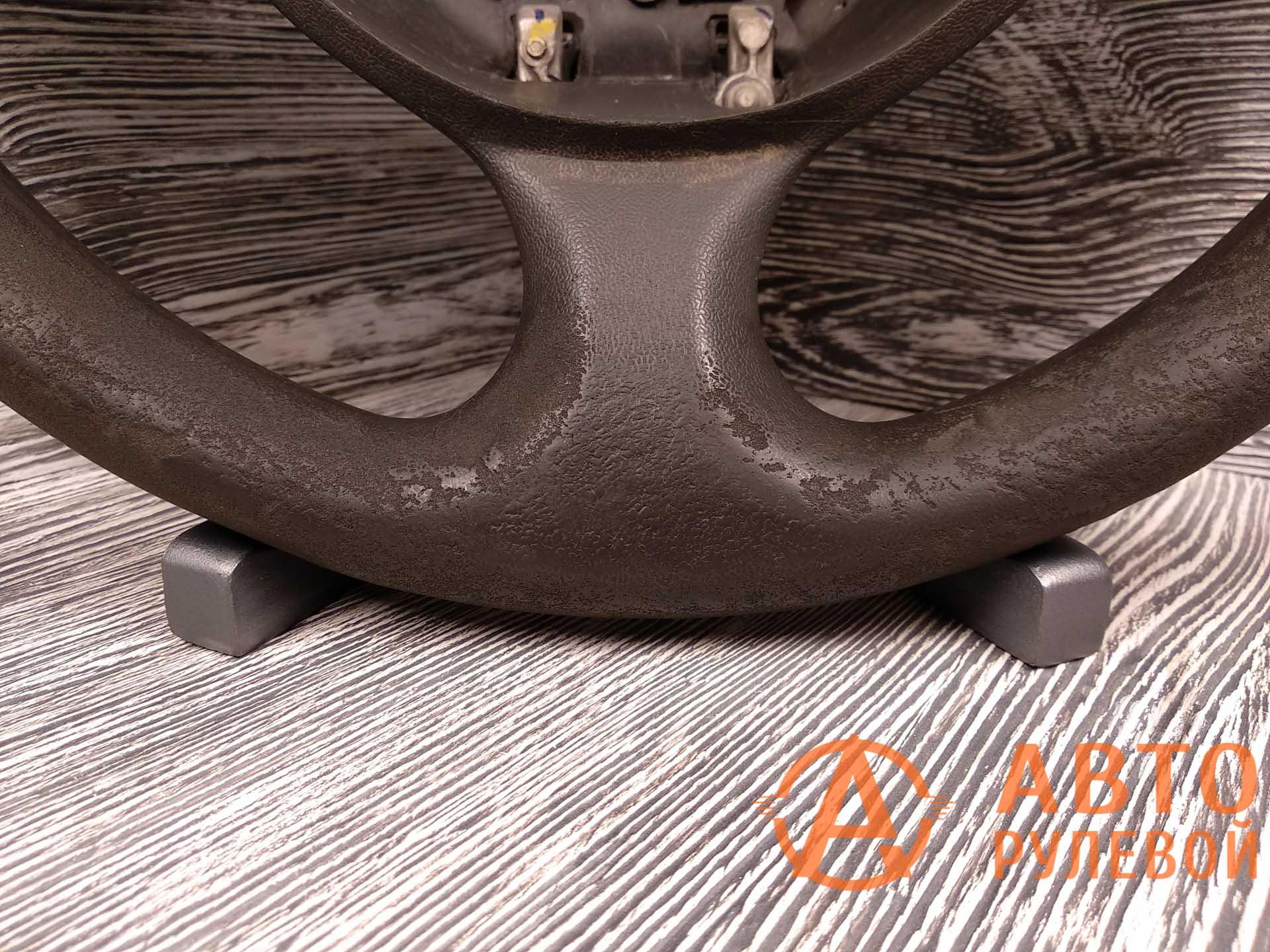 Руль Fiat Doblo 1 поколение (223) - рестайлинг 2007 до перетяжки - 4
