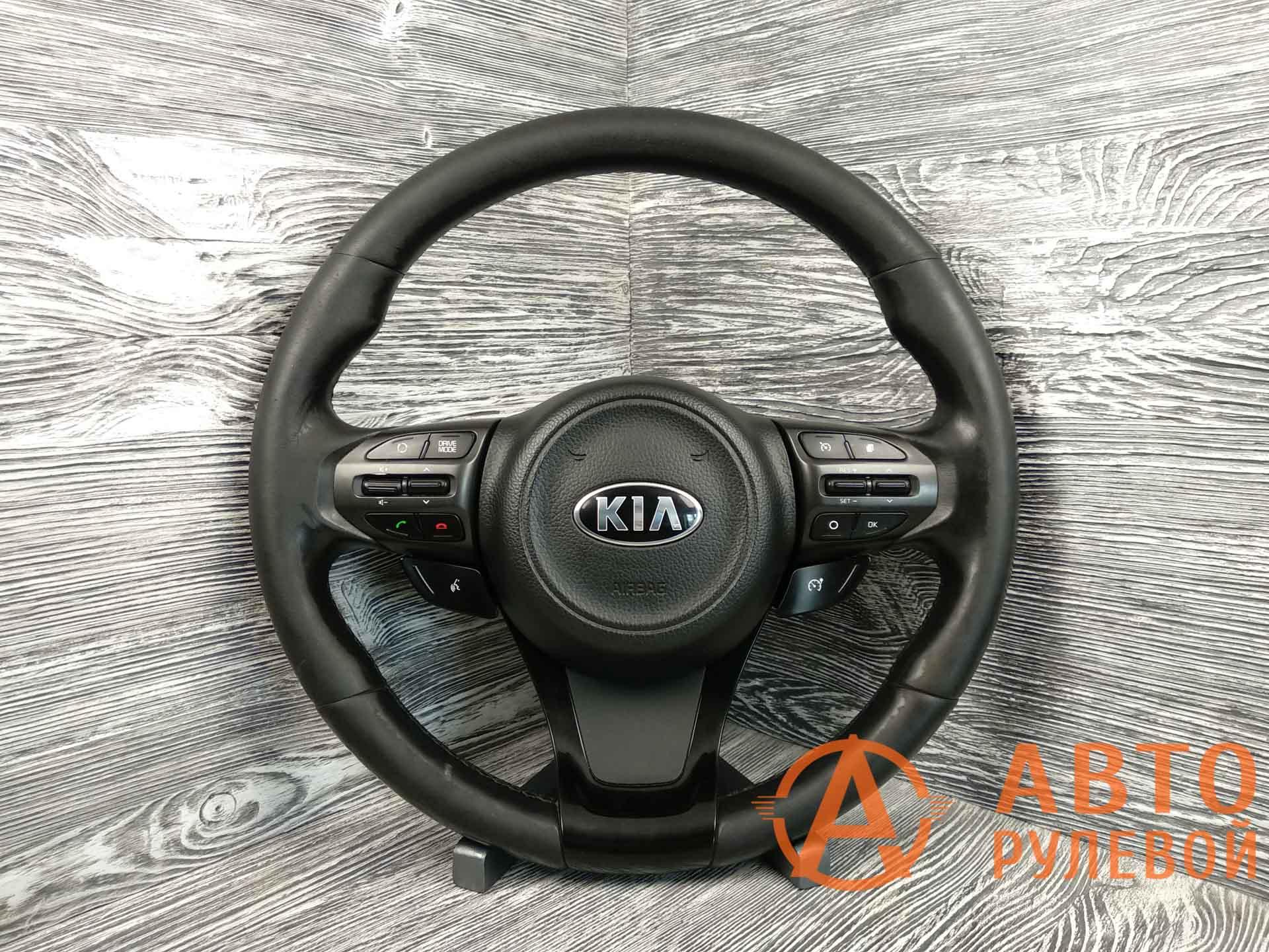 Руль Kia Optima 3 поколение (TF) — рестайлинг 2014 до перетяжки