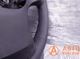 Шов макраме на руле BMW X5 1 поколение (E53) — рестайлинг 2006 - 1